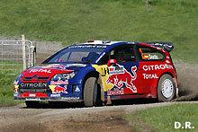 Rallye de Nouvelle Zélande : Mikko Hirvonen leader sur Ford Focus