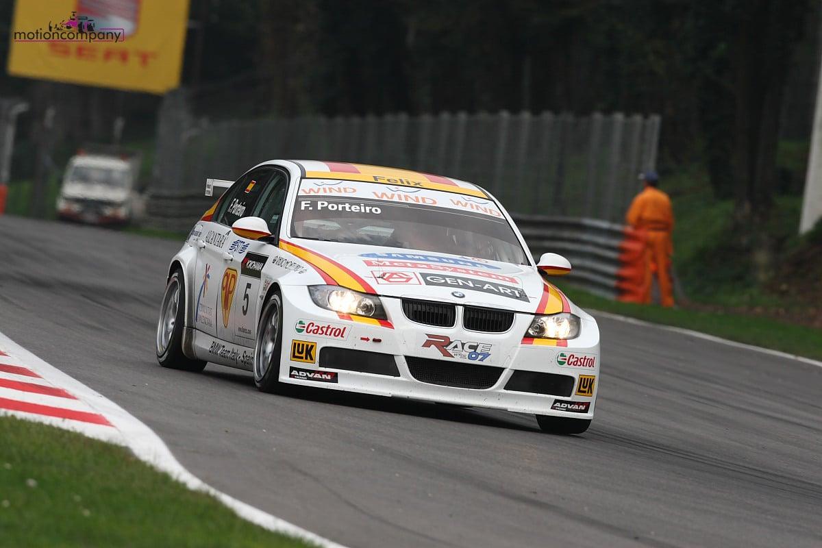 FIA WTCC : BMW dompte Chevrolet et Seat sur «ses terres»