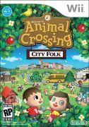 Animal crossing «City Folk» : Un peu de douceur dans un monde de brutes !