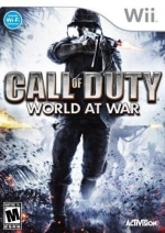 Jeux Vidéos : Call of Duty 5, World at War bombarde la Wii