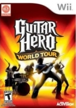 Guitar Hero World Tour : 500 000 copies vendues en un jour !