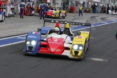 Le Mans Séries – Silverstone : PEUGEOT monopolise la première ligne !