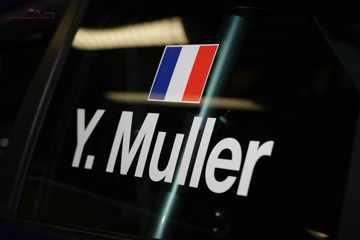 FIA WTCC – Italie : Yvan Muller en première ligne