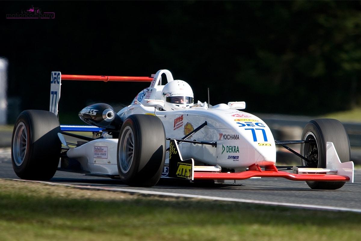 Patrick TILLER devient champion d' Autriche de Formule 3 !