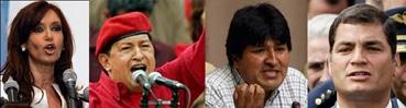 L'Église contre les socialistes en Amérique du Sud