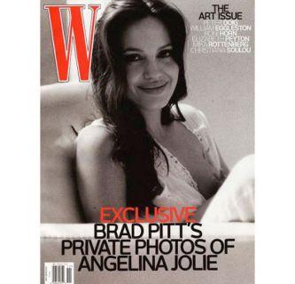 Angélina Jolie donne le sein pour un magazine américain