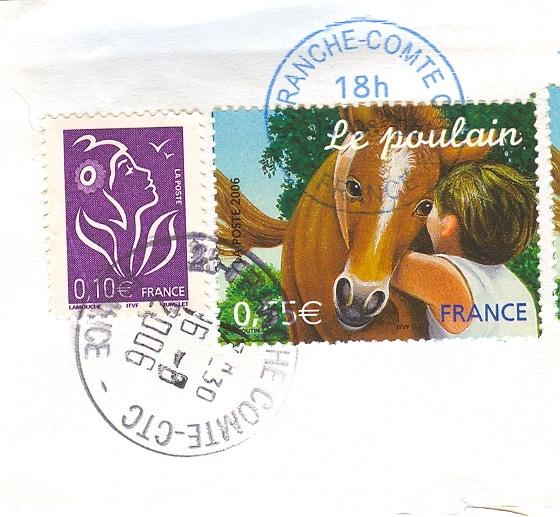 LA BOURSE… aux timbres