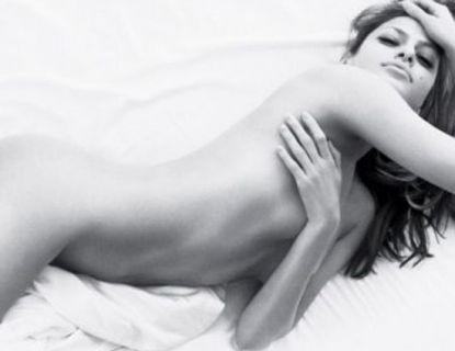La star Eva Mendes a l'Amérique puritaine dans le collimateur