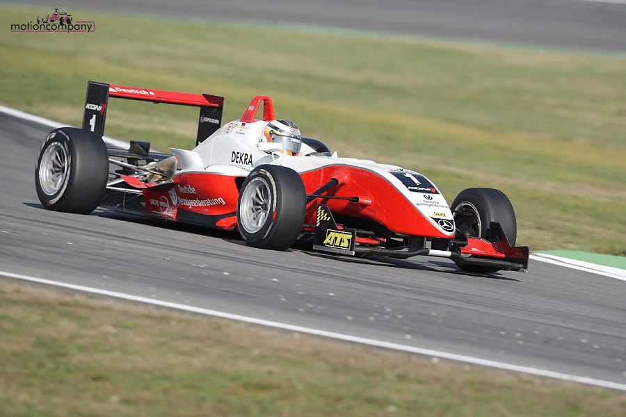 F3 Euroséries – Hockenheim : Hülkenberg déjà champion, remporte la première course