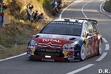 Rallye Tour de Corse : Le titre en point de mire pour le duo Loeb – Elena