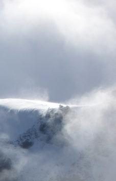 Le Tibet isolé par les neiges