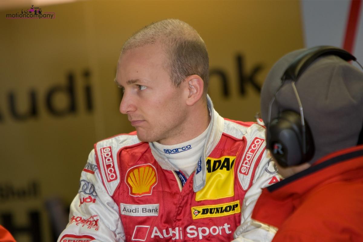 DTM – Hockenheim : Mattias Ekström propulse Audi en pole