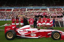 Football et Sport auto enfin réunis : Présentation de la «Superleague Formula»