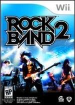 ROCK BAND 2 Wii : ACDC, Metallica, Megadeth et les Guns'n Roses enfin réunis !