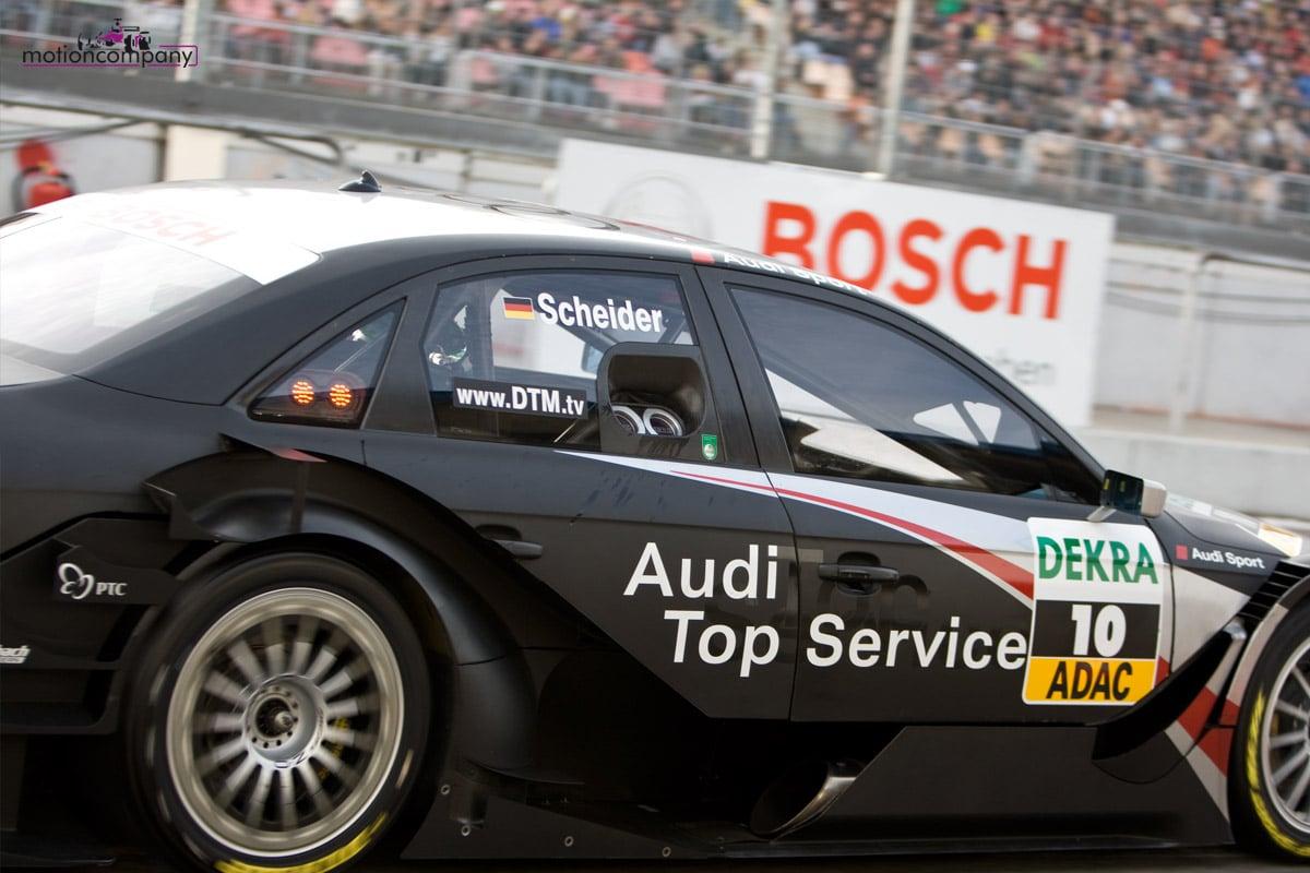 DTM – La course : Timo Scheider s'impose et décroche le Titre !