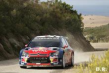 WRC Rallye – Tour de Corse : Loeb remporte les six premières spéciales !
