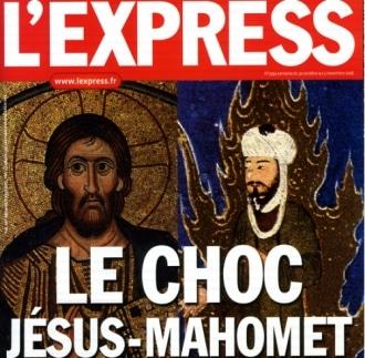 L'EXPRESS INTERDIT AU  MAROC