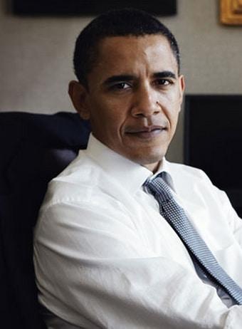 Barack Obama en deuil