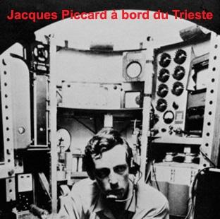 Piccard : l'homme le plus profond du monde s'est envolé