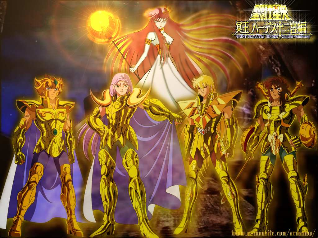 Award de la série «culte» : Dragon Ball Z affronte Saint Seiya !