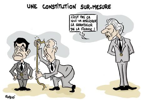 Nicolas Sarkozy trahit-il les valeurs républicaines ?