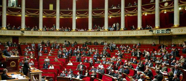 Le Parlement devient «La Chambre du Temps Perdu» !!
