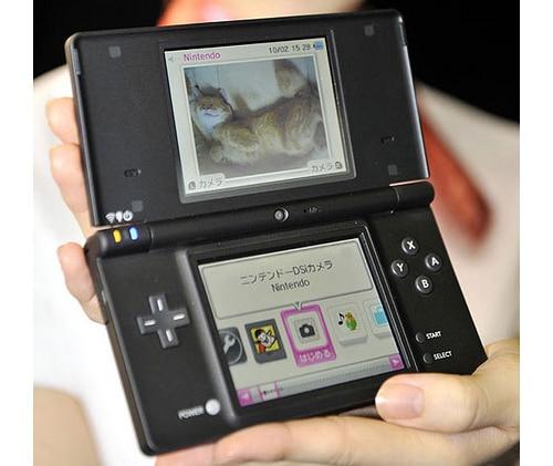 La nouvelle Nintendo DS»i» à moins de dix euros…