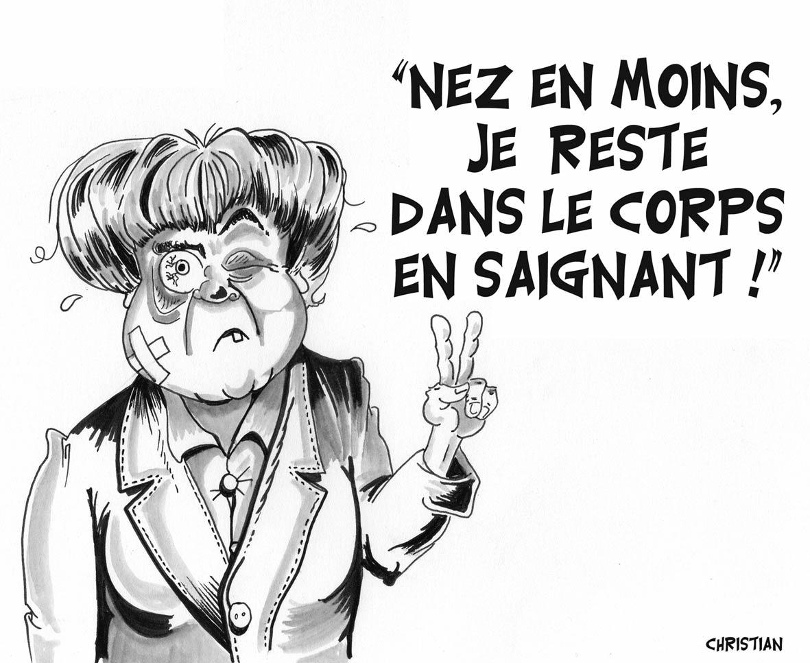 Une institutrice de maternelle agressée à Bourges…