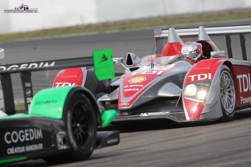 LMS : Deux Audi «privées» engagées par Collin Kolles