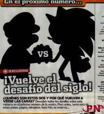 Le retour de Mario et Sonic…aux J.0 d'hiver 2010 !