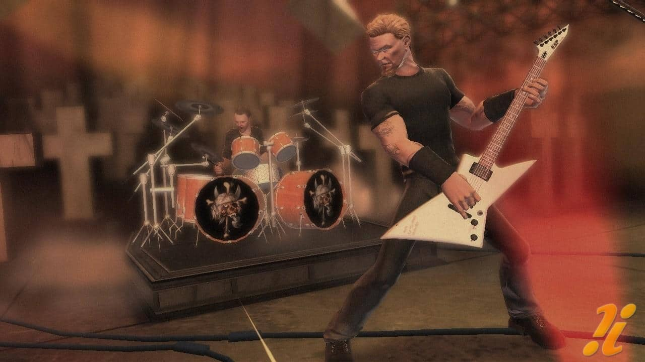 Guitar Hero Metallica…vos voisins vont apprécier !