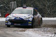 Rallye de Monte-Carlo : Ogier mène, Sarrazin attaque !