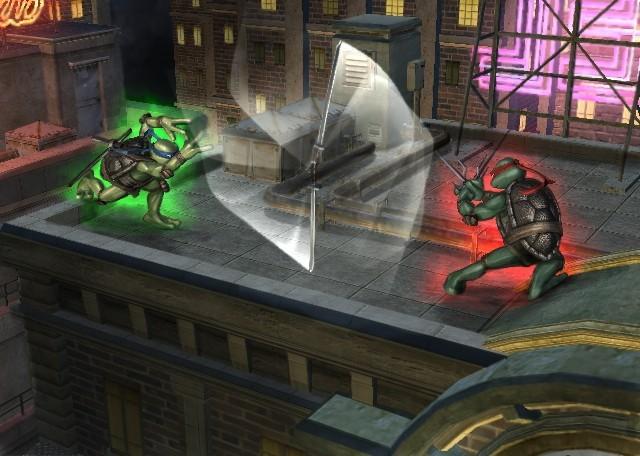 Le retour des «Tortues Ninja» sur consoles
