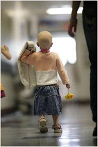 Quand le cancer tue des enfants…