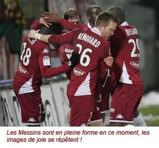 Le FC Metz se repositionne dans l'optique de la montée !