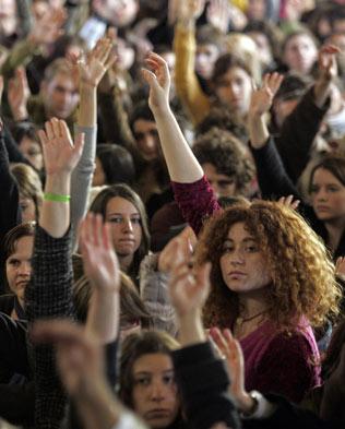 AVOIR 20 ANS EN 2009 : Quel Avenir, pour nos Jeunes ??