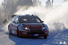 Rallye de Norvège :»ça roule» pour Loeb mais «ça casse» pour Ogier !