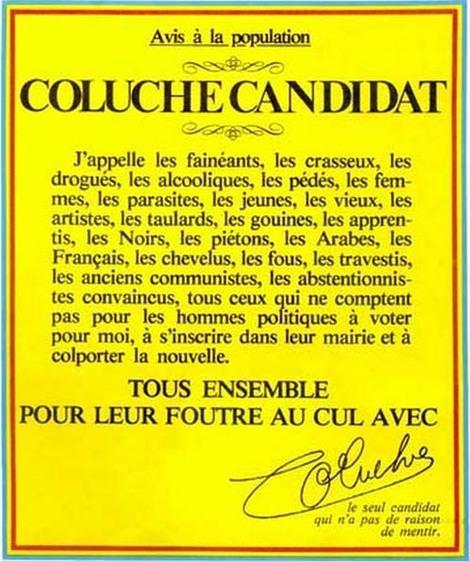 Dieudonné candidat aux élections européennes !