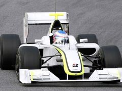 Formule 1 – Melbourne : Jenson Button en Pole !!!