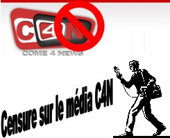 C4N Censuré  en TUNISIE  : « UN AN DEJA  » !!