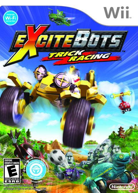 Excite Truck 2 sur Wii : Jeu de course en approche !