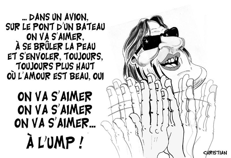 Montagné et Douillet à la direction de l'UMP …