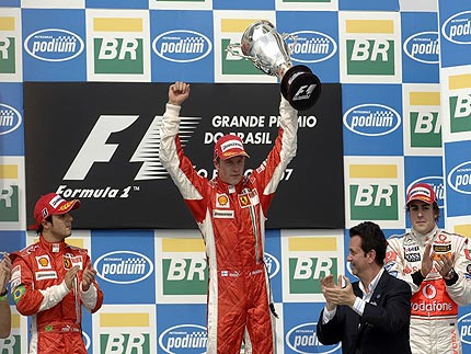 Le champion du monde de F1 sera celui qui remportera le plus de grand prix !