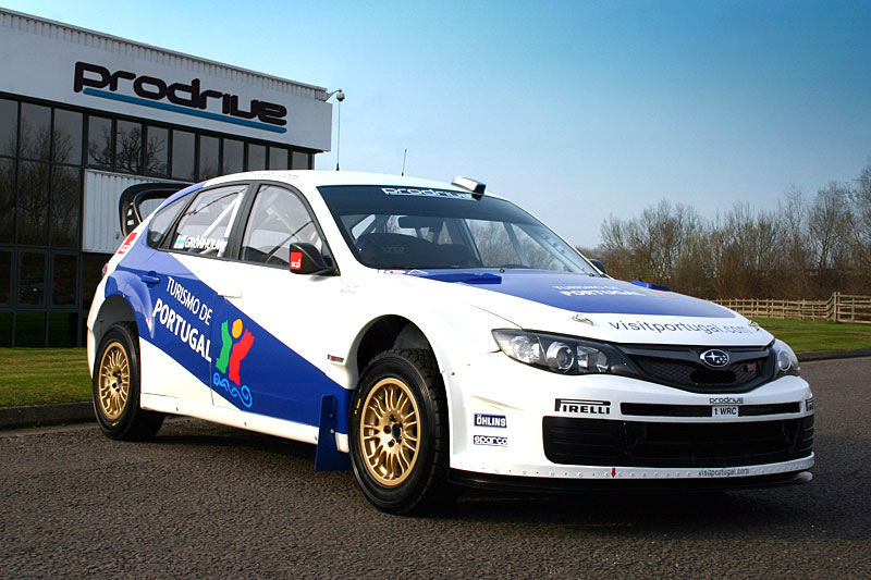RALLYE : Marcus Grönholm de retour en WRC avec Subaru !