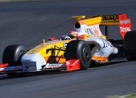 Formule 1 : Coup d'envoie cette nuit en Australie !