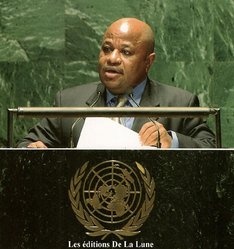 SOUEF livre «Les grands défis de la politique étrangère des Comores »