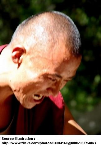 Violences au Tibet
