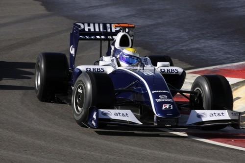 F1 / GP d'Australie : Williams crée la surprise !