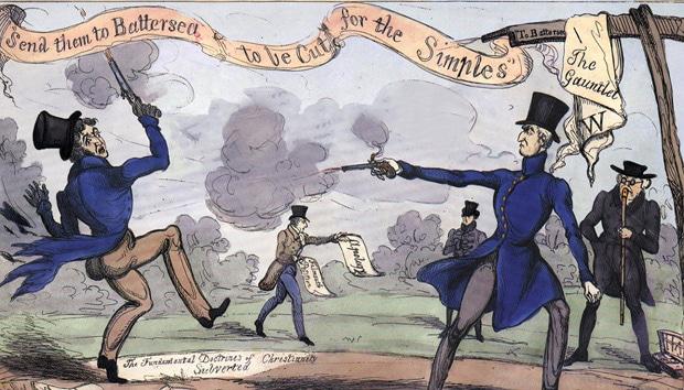 Pierre Lellouche aurait voulu flinguer Jean-Luc Mélenchon !