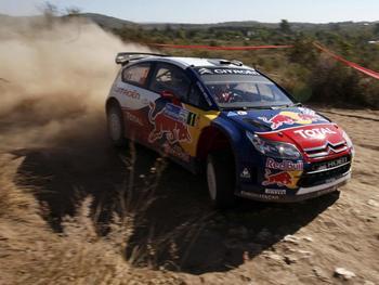 Rallye d'Argentine : Les «Dieux du rallye» préfèrent Loeb…